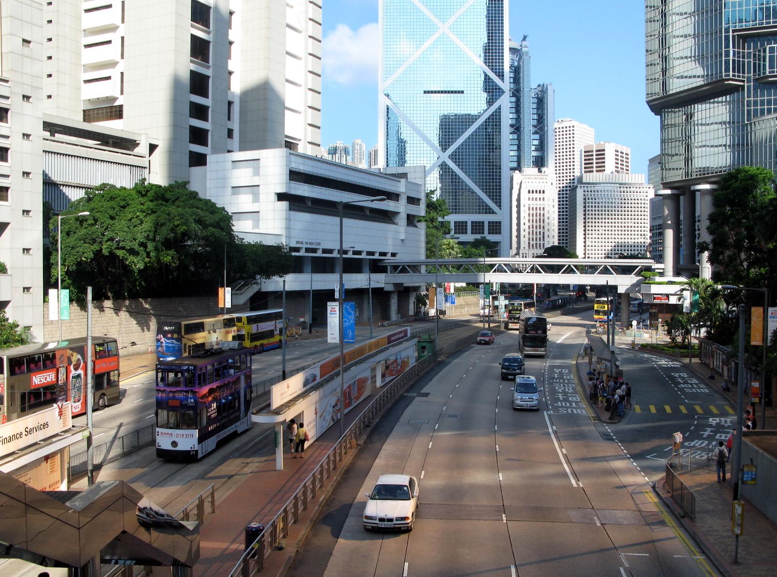 香港商務中心金鐘必去