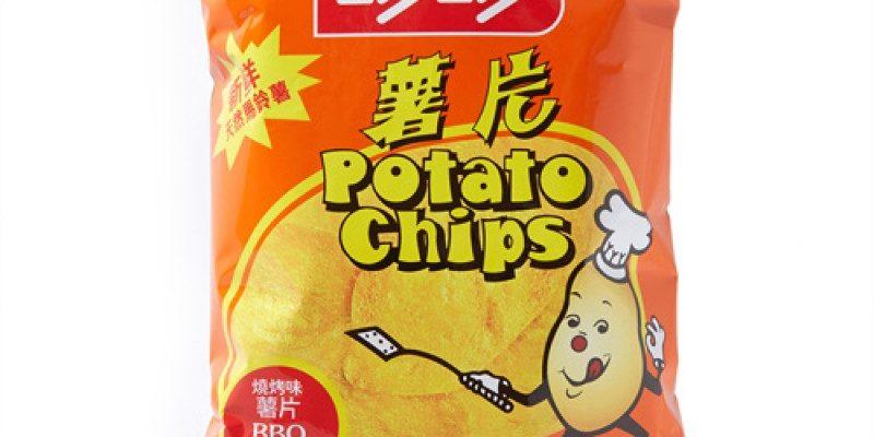 薯片口味為何如此好吃